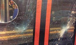 Τρόμος στον ΗΣΑΠ: «Αλλάχ Ακμπάρ» και ξύλο από ισλαμιστές σε πολίτες (εικόνα)