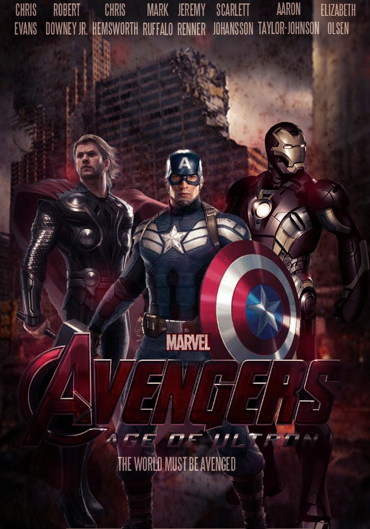 Regarder The Avengers : Age of Ultron en streaming - Film Streaming