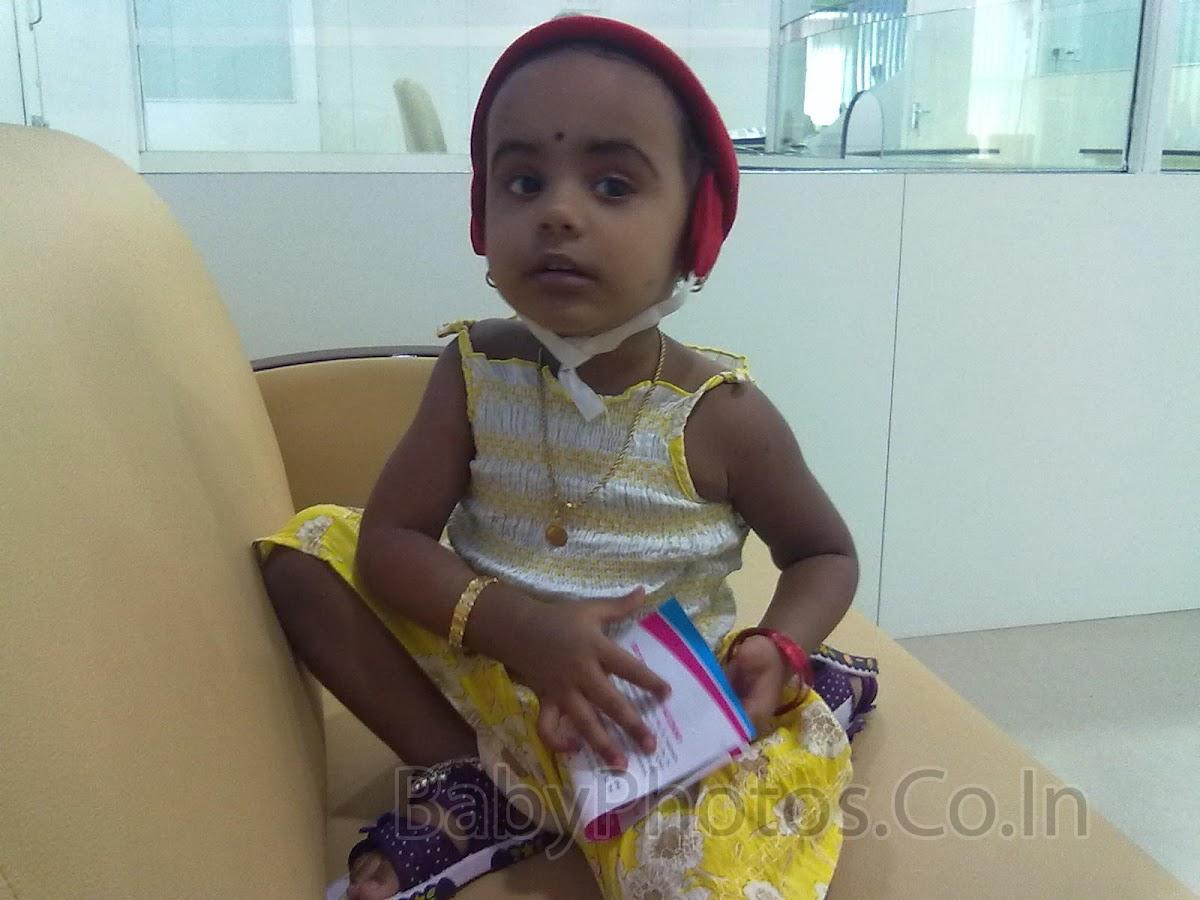 Indian baby photos