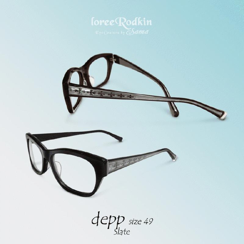 Loree Rodkin Depp Eyeglasses REPLACEMENT LENS EXPRESS