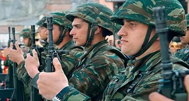 Στρατιωτικοί: Αυτοί είναι οι βασικοί μισθοί, τα μισθολογικά κλιμάκια και τα επιδόματα με το νέο μισθολόγιο!