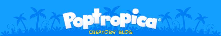Poptropica Creators' BLOG 2