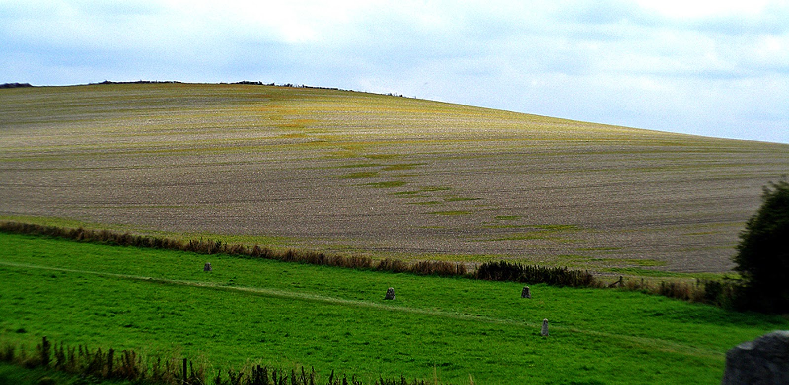Waden Hill - showing the Stone Ave