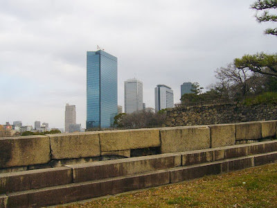 大阪城公園散歩 OBP