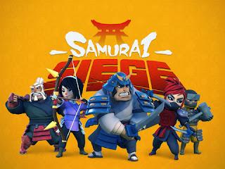 Samurai Siege: gratis game voor iOS en Andriod