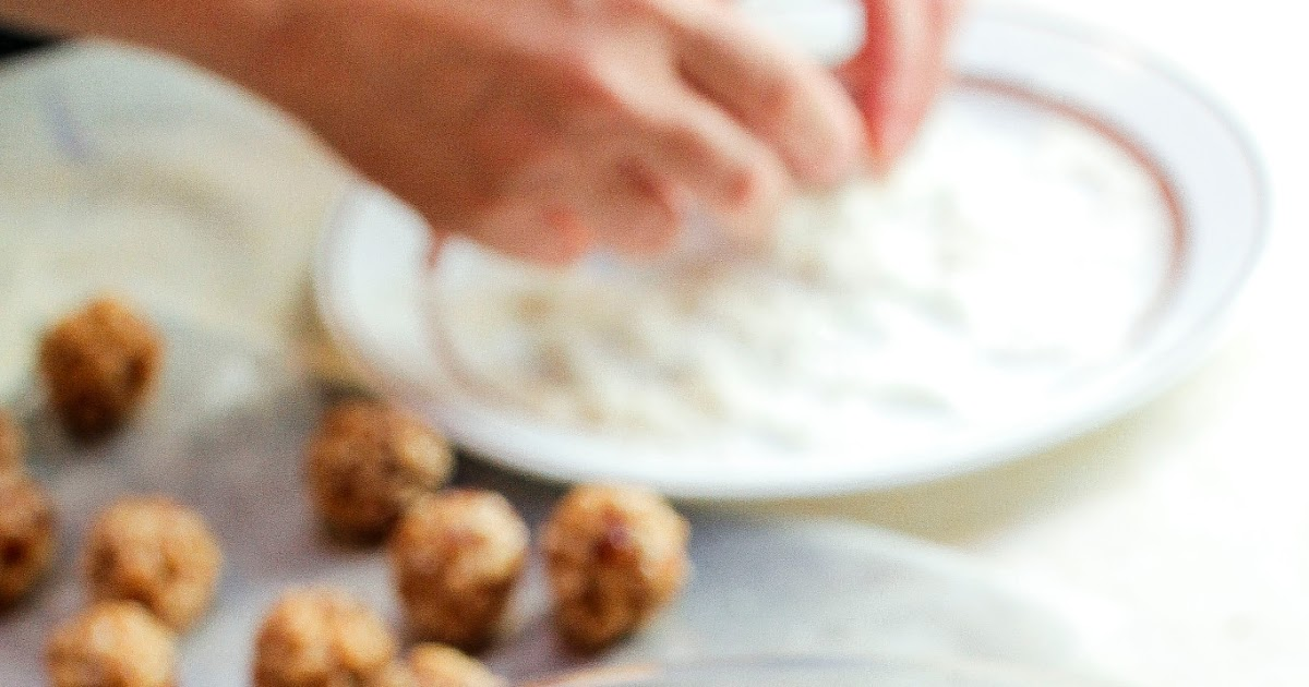 The Colors Of Indian Cooking: Bibi's Krispy Balls, A ...