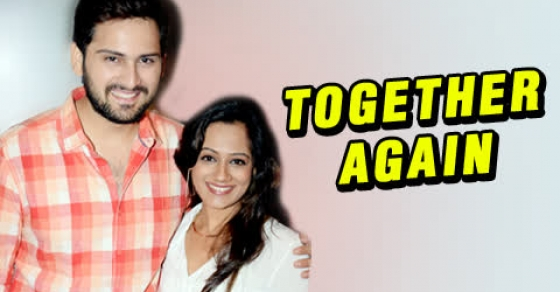 Spruha Joshi & Siddharth Chandekar Together For A Marathi Movie