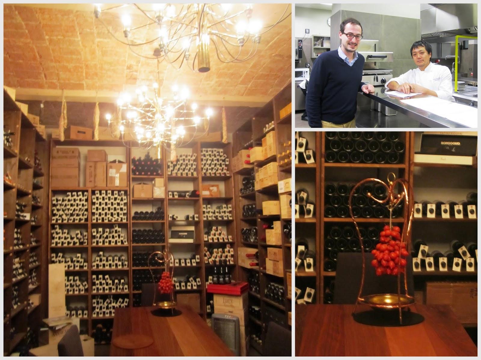 La Cucina E La Cantina Filippo Con Lo Chef Yoji Tokuyoshi #B52C16 1600 1200 Mattonelle Per Cucina Disegnate