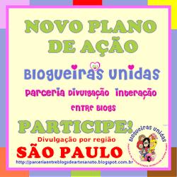 blogueiras unidas de São Paulo