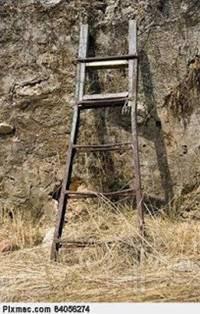 Escada podre