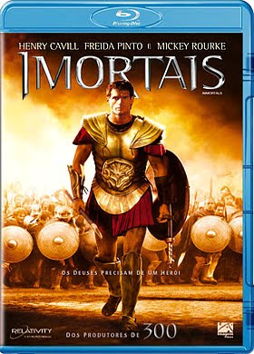 Filme Poster Imortais BDRip XviD Dual Audio & RMVB Dublado