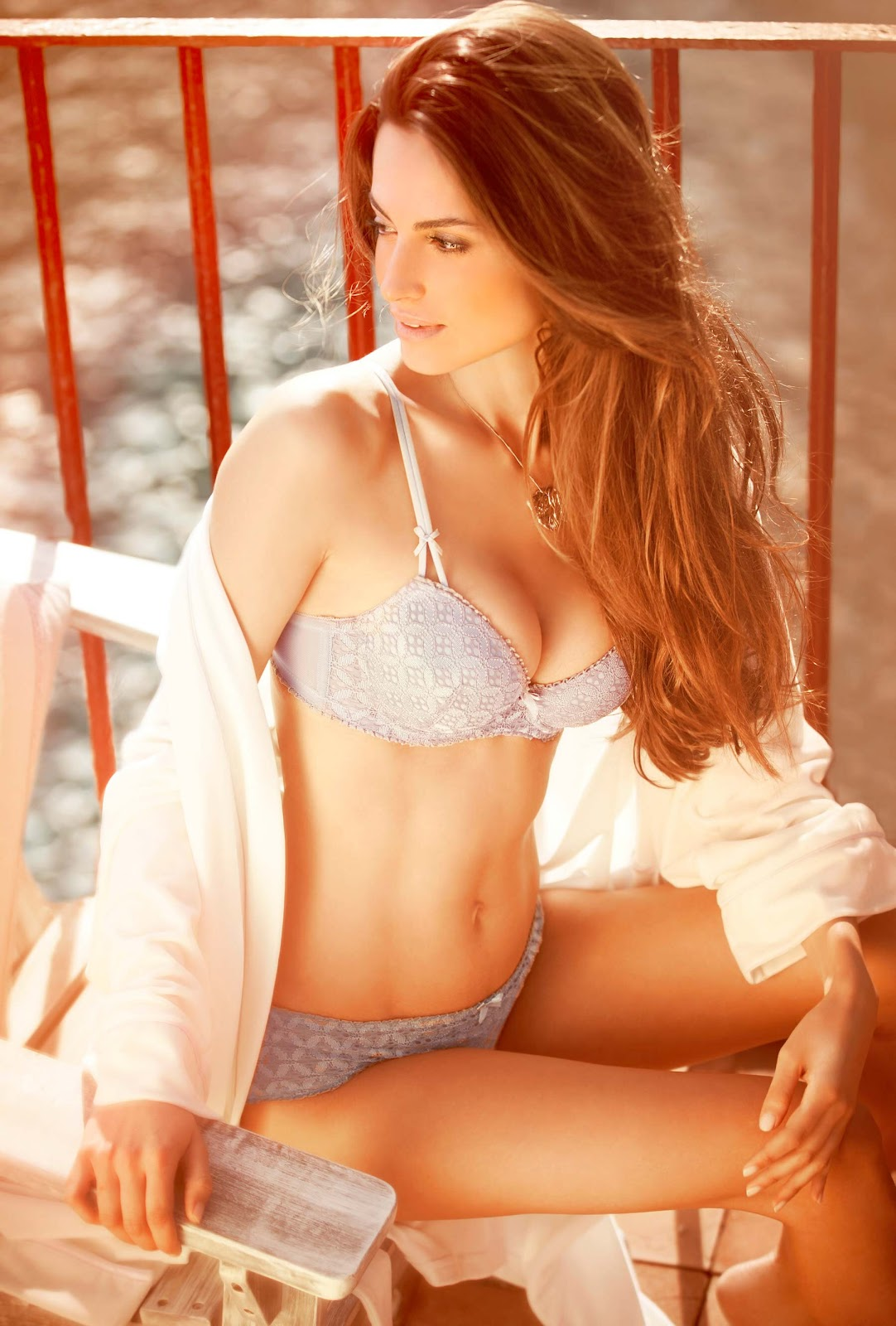 Ariadne Artiles Yamamay Lingerie Fall Collection 2012
