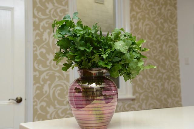 Vegie bouquet