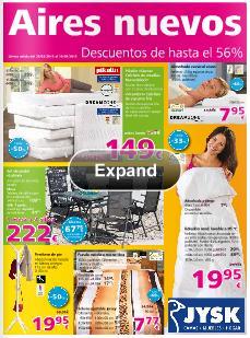 catalogo jysk ofertas 25-2-2013