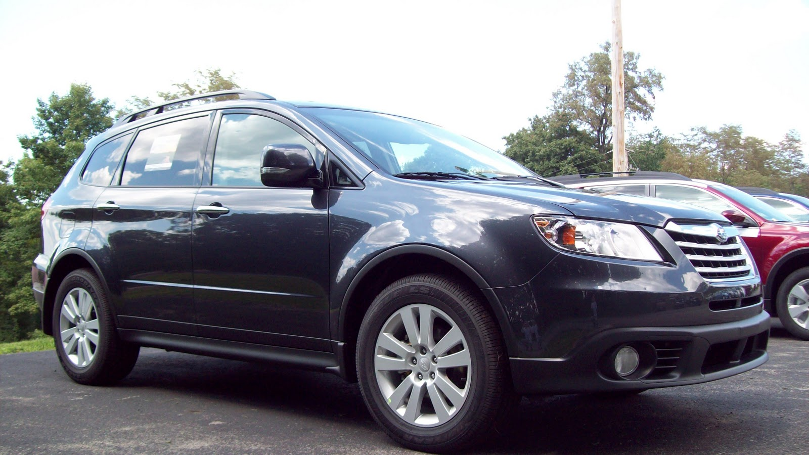 Kendall self drive  2011 Subaru Tribeca Review