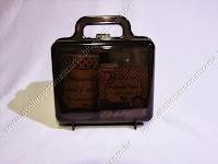 maleta acrílico personalizada