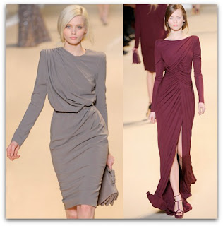 modelos de Vestidos para Inverno