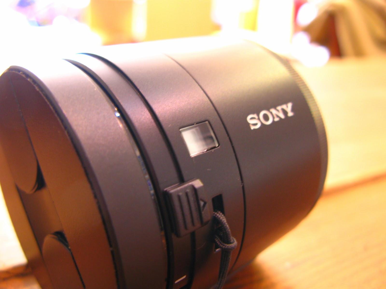 ソニー レンズカメラ DSC-QX100