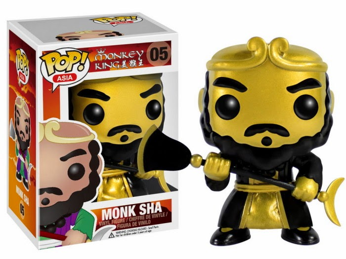 Funko Pop! Asia Monk SHA SDCC