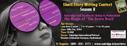Short Story Writing Contest Season II