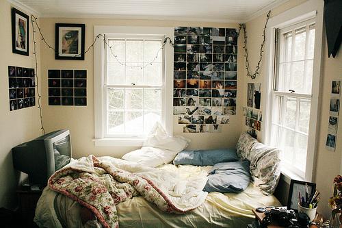 Украсить комнату своими руками уют