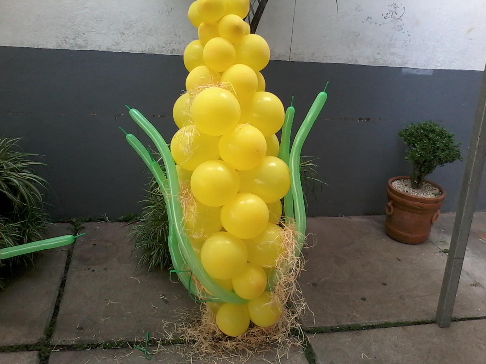 Ateli u00ea Mais Festa Festa Junina # Decoração De Balões Festa Junina
