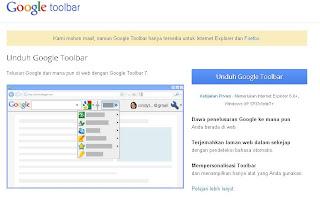Google +1 Toolbar