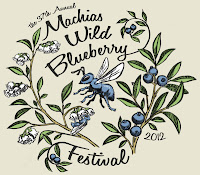 37th Annual Machias Wild Blueberry Festival, Machias Maine