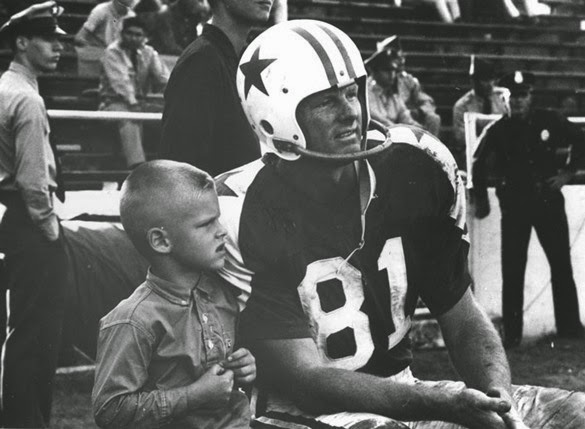 Billy Howton Dallas Cowboys