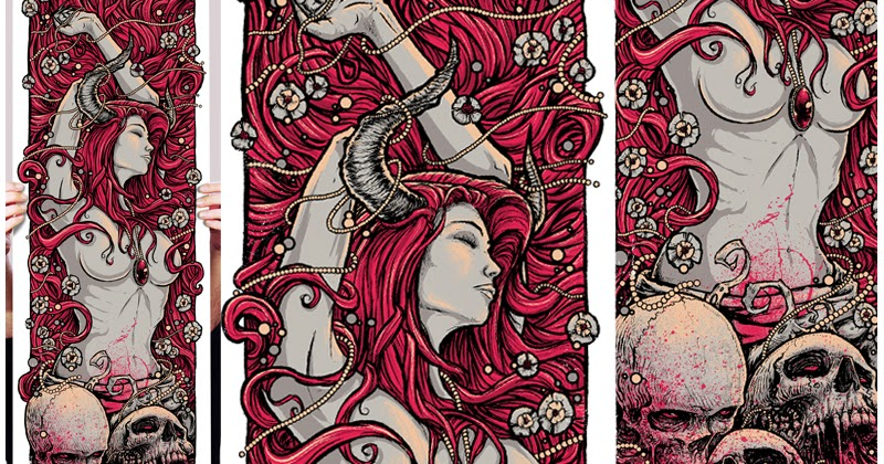 GODMACHINE: Demon Seed Skateboards Bullet Band Tattoo