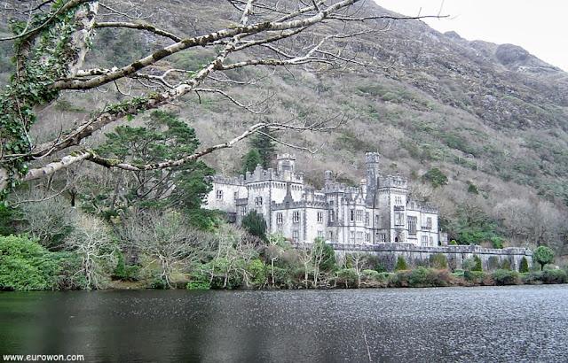 Abadía de Kylemore en Connemara