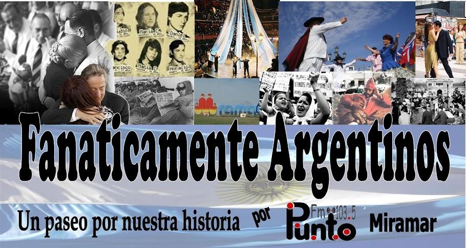 Fanáticamente    Argentinos