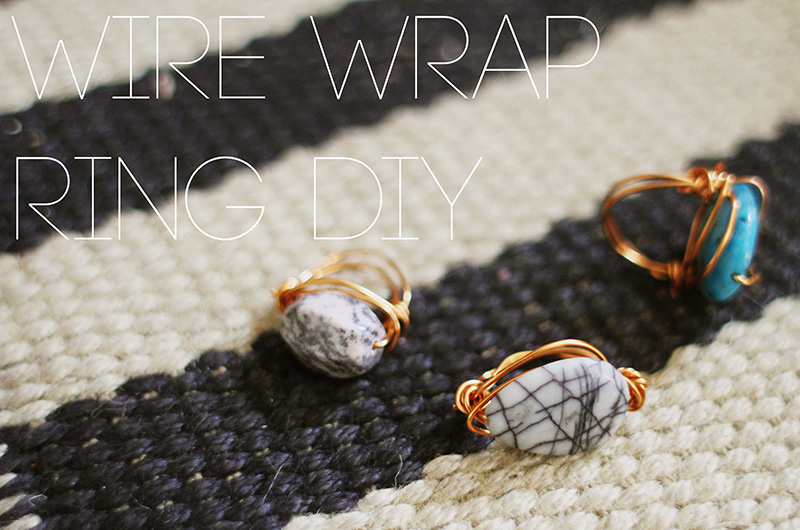 how to make a ring diy