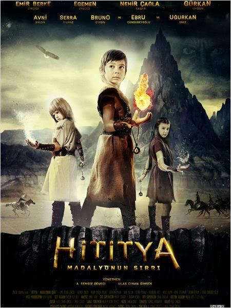 Filmin Konusu Turk Yapimi Film Olan Hititya Madalyonun Sirri Filminde Uc Kardesin Anneleri Bir Anda Ortadan Kaybolur Ve Sure Sonracocuklarda Baska