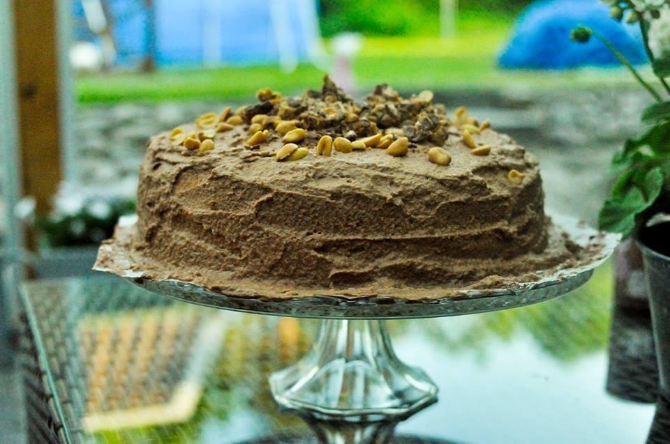 nutellakräm till tårta