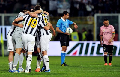 Palermo Juventus 0-2 highlights