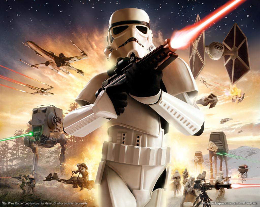 Star Wars HD & Widescreen Wallpaper 0.0173531089637313