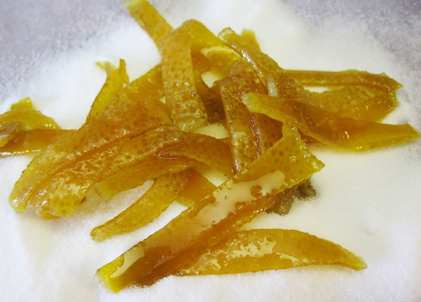 Bloatal Recall: Candied Orange Peel