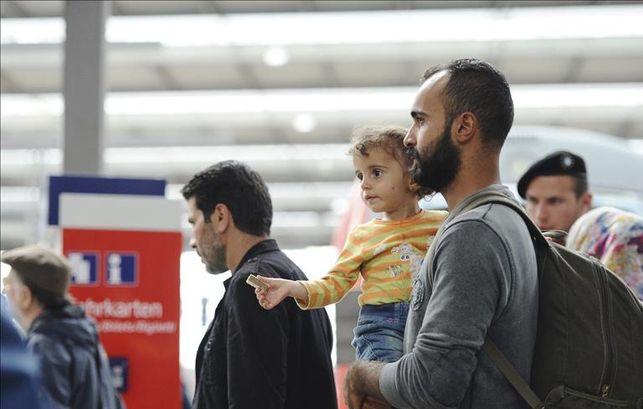 """La Comisión Europea avisa que el reparto de refugiados es """"una obligación humanitaria, no un tema económico"""""""