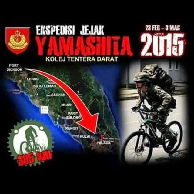 ekspedisi jejak yamashita 2015