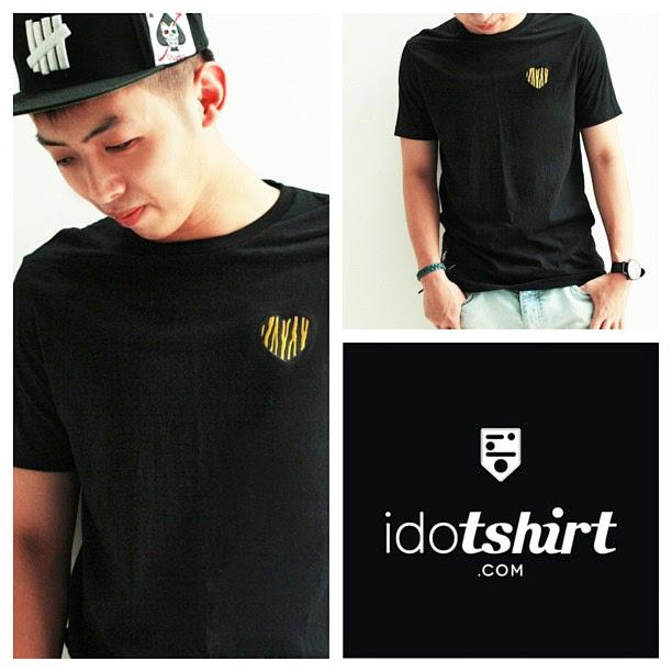 idotshirt, 16 hearts design, online tshirt design, trshirt design, model, roar, tiger design, harimau malaya design