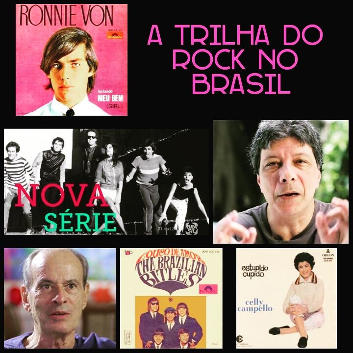 A Trilha do Rock no Brasil - Série
