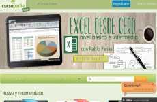 Cursos de video online de diversos temas: Cursopedia