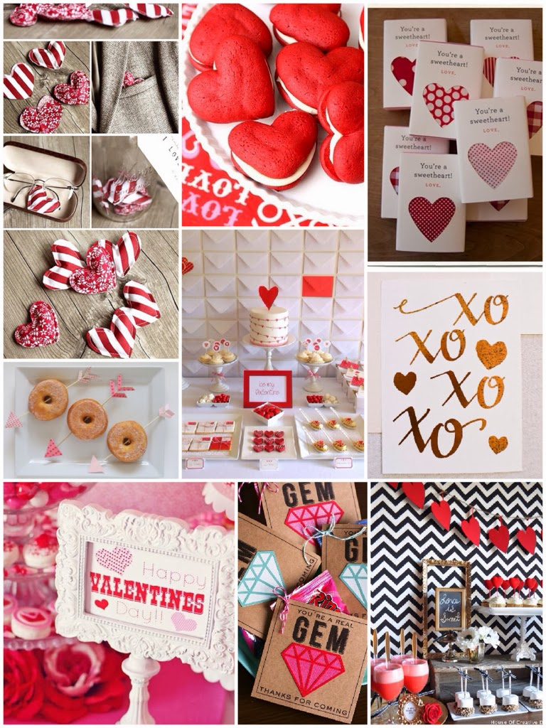 all things valentines party
