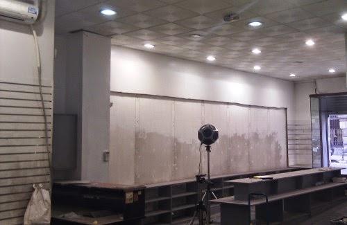 Acústica y apertura de restaurantes