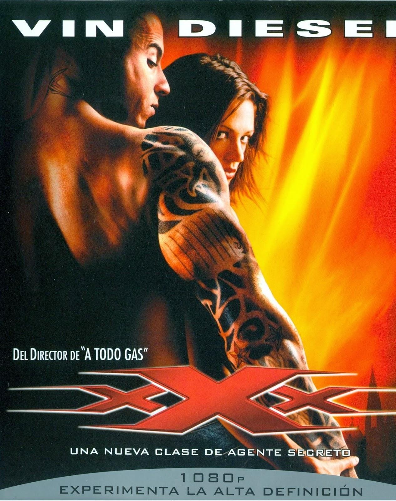 xxx (Triple x) (2002) BRRip HD VL Dual Lat-ing sub SH