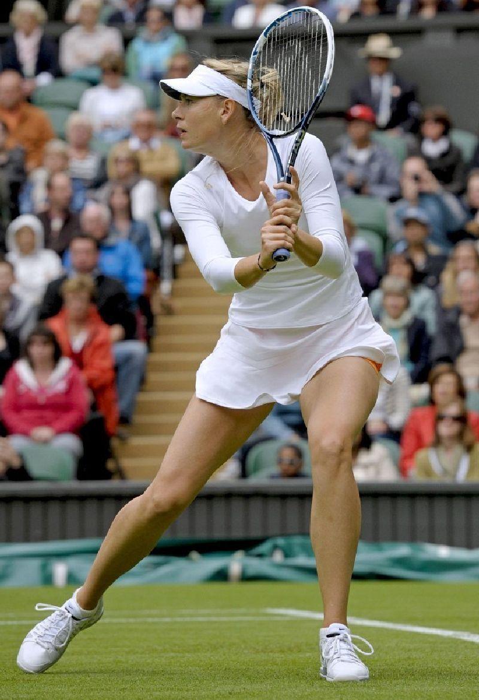 Hot female tennis players 2013