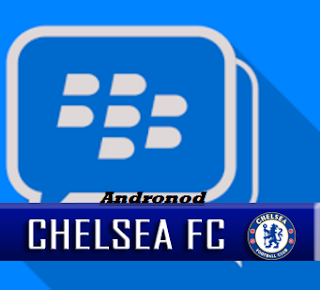 BBM MOD Themes Chelsea FC Versi 2.11.0.16 Apk