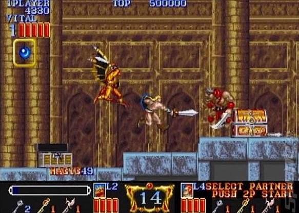 Capcom Classics Collection Reloaded for PSP Reviews ...