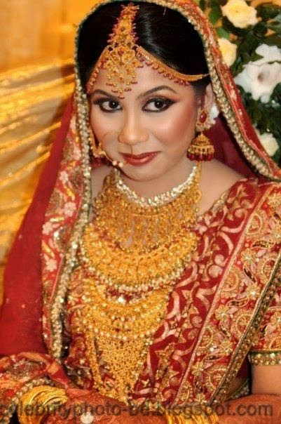 Beautiful+BANGLADESHI+BRIDE+WITH+GORGEOUS+MAKE UP+Photos+Collection023